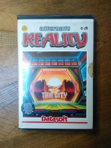 Alternate Reality. Part One. The City, de Datasoft pour Commodore 64/128