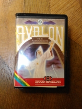 Avalon (The legend of Avalon) arcade-aventure de Hewson pour Sinclair ZX Spectrum 48K