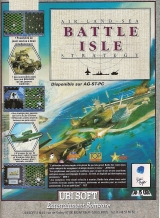 Battle Isle (Air - Land - Sea Strategy) de Blue Byte / Ubi Soft (1991) pour Amiga (complet en version européenne)