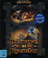 Betrayal at Krondor, de Sierra On-Line pour IBM PC et compatibles (complet)