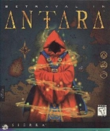 Betrayal in Antara de Sierra pour PC en version française CD-ROM (1997)