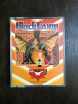 Black Lamp de Firebird pour Commodore C64 128 (cassette)