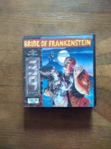 Bride of Frankenstein. Titre rare de Paul Smith, édité par Step5 et AriolaSoft (1987) en version disquette