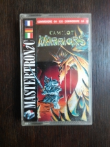 Camelot Warriors de OperaSoft, en version cassette UK de Mastertronic pour Commodore C64 128