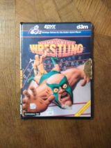 Championship Wrestling pour Commodore 64/128 (version originale EN/FR disquette)