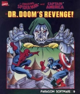 DR. Doom\'s Revenge de Paragon Software et Marvel Comics pour Tandy 1000, IBM PC et compatibles (512K, CGA ou EGA)