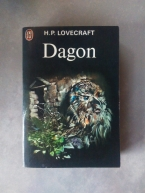 LOVECRAFT, H.-P. Dagon. J\'ai lu, Paris, 1972