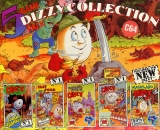 Dizzy collection, de Code Masters (1990) pour Sinclair ZX Spectrum (cassette)