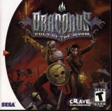 Draconus: Cult of the Wyrm pour Dreamcast (complet en version NTSC US)