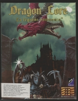Dragon Lore de Cryo Interactive (version française PC CD-ROM 1994)