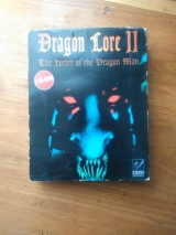 Dragon Lore II The Heart of the Dragon Man de Cryo Interactive et Mindscape (version PC cédérom)