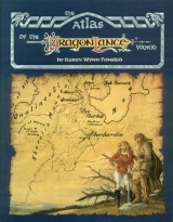 Atlas of the Dragonlance World by Karen Wynn Fonstad. TSR, Inc., 1987
