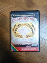 Dragontorc (The Dragontorc of Avalon) de Hewson Consultants pour ZX Spectrum 48K (1985)
