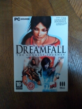Dreamfall: the Longest Journey de Funcom pour compatibles PC (complet en version DVD Rom)
