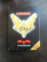 Elite Gold edition, de Firebird (1985) pour Commodore 64 (version cassette)