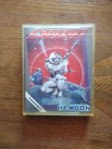 Exolon de Hewson pour Commodore 64 et 128 (version cassette originale UK)