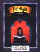 Fairlight, de The Edge pour Amstrad CPC 464 / 664 / 6128 (version cassette)