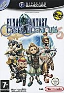 Final Fantasy: Crystal Chronicles de Square Enix pour GameCube (jeu complet en version PAL FR)