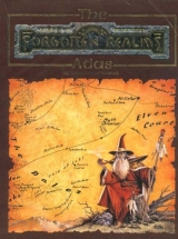 The Forgotten Realms Atlas by Karen Wynn Fonstad. TSR, Inc., 1990