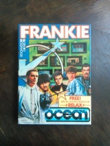Frankie goes to Hollywood. Welcome to the pleasure Game pour Commodore C64 C128 (Ocean Software 1985 (double cassette)