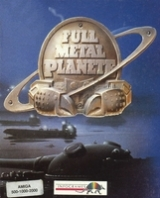 Full Metal Planet d\'Infogrames pour Atari ST (version française)