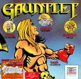 Gauntlet de Mindscape (1986) pour Apple IIe, IIc, IIgs (version originale en disquette US)