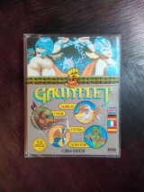 Gauntlet de Atari Games et US Gold en cassette pour Commodore CBM64 128