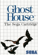 Ghost House pour SEGA Master System (cartouche)
