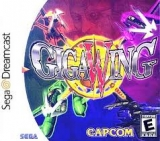 GigaWing de Capcom pour Dreamcast (complet en version US NTSC)