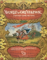 World of Greyhawk Boxed Set by Gary Gygax. TSR, Inc., 1983