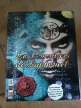 Les Chevaliers de Baphomet de Virgin Interactive pour PC (édition big box originale en Français de 1996)