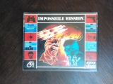 Impossible Mission d\'Epyx pour Commodore C64 128 (version cassette d\'US Gold)