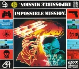 Impossible Mission d\'Epyx pour Sinclair ZX Spectrum 48K