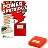 Power Cartridge de KCS pour Commodore 64 (cartouche utilitaire, cheat modes)