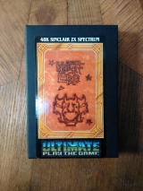 Knight Lore d\'Ultimate Play The Game (1985) pour Sinclair ZX Spectrum (cassette)