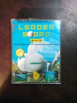 Leader Board d\'US Gold en version cassette francisée pour Commodore C64 (sans les instructions)