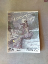Lurking Fears, collection de scénarios en Anglais pour le jeu de rôle Call of Cthulhu (Triad Entertainment, USA, 1990)
