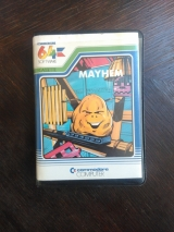 Mayhem de Mr Micro et Commodore Business Machines pour Commodore 64 (cassette)