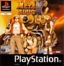 Metal Slug X de SNK / Virgin Interactive pour Sony PlayStation (complet en version PAL FR)