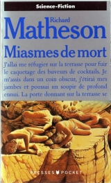 MATHESON, Richard. Miasmes de mort. Presses Pocket, Paris, 1988