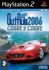 OutRun 2006 : Coast 2 Coast de SEGA pour PS2 (Version PAL FR)