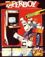 Paperboy, d\'Elite pour Commodore 64 (version cassette)