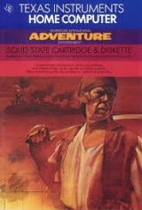 Pirate Adventure de Adventure International pour Texas Instruments Ti 99/4A (cassette et cartouche ROM)