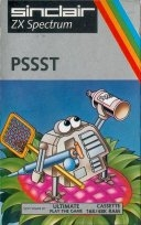 Pssst d\'Ultimate play the game pour Sinclair ZX Spectrum (cassette)