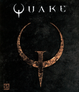 Quake d\'Id Software pour PC (CD-ROM en version française big box de 1996)