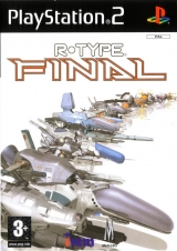 R-Type FINAL de Irem pour PS2 (Version PAL FR 2004)