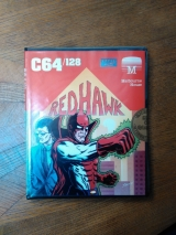 Red Hawk de Melbourne House en version disquette pour Commodore 64 / 128 (1986)