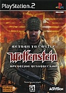 Return to Castle Wolfenstein: Operation Resurrection d\'Id Software pour PlayStation 2 / PS2 (version PAL FR sans instructions)