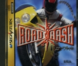 Road Rash, d\'Electronic Arts pour SEGA Saturn (import japonais NTSC-J)