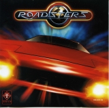 Roadsters de Titus Software pour Sega Dreamcast (version PAL EU)